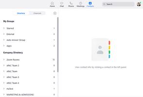 Zoom Cloud Meetings screenshot 3
