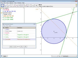 GeoGebra screenshot 2