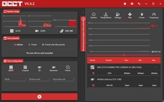 OCCT: OverClock Checking Tool screenshot 4