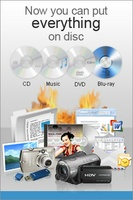 Express Burn CD and DVD Burner for Mac screenshot 2