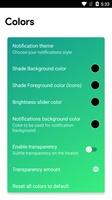 Power Shade: Notification Bar Changer & Manager screenshot 10