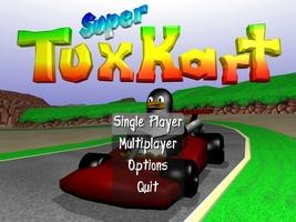 SuperTuxKart screenshot 5