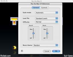 Pac the Man X screenshot 7