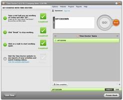 Time Doctor for Windows screenshot 3
