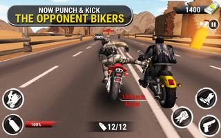 Highway Stunt Bike Riders screenshot 4