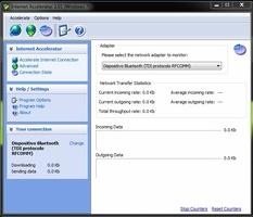 Internet Accelerator screenshot 4