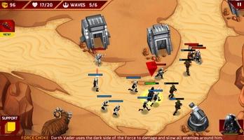 Star Wars: Galactic Defense screenshot 4