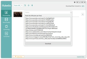 iTubeGo YouTube Downloader screenshot 11