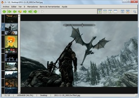 MComix screenshot 4