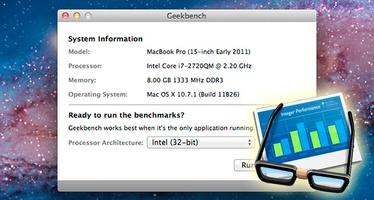 Geekbench screenshot 7