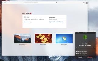 AnyDesk screenshot 3