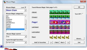 Mouse Magic screenshot 3