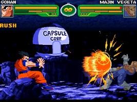 Hyper Dragon Ball Z screenshot 2