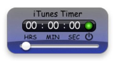 iTunes Timer Widget screenshot 2
