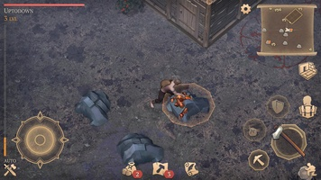Grim Soul: Dark Fantasy Survival screenshot 5