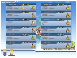 GunBound World Champion screenshot 4