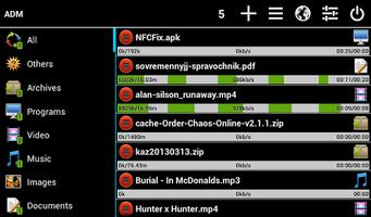 Advanced Download Manager screenshot 5
