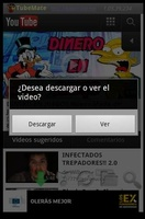 TubeMate YouTube Downloader screenshot 2