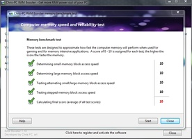 Chris-PC RAM Booster screenshot 4