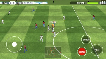 REAL FOOTBALL screenshot 10