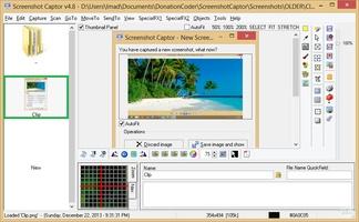 Screenshot Captor screenshot 7