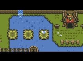 The Legend of Zelda: Ocarina of Time 2D screenshot 7