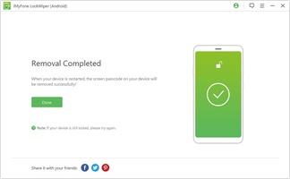 iMyFone LockWiper (Android) screenshot 9