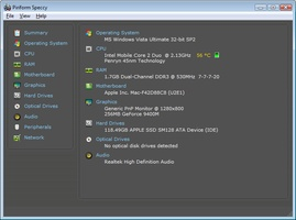 Speccy - System Information 1.32.744 من أجل Windows - تنزيل