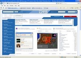 Internet Explorer screenshot 2