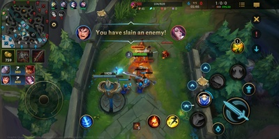 League of Legends: Wild Rift screenshot 2