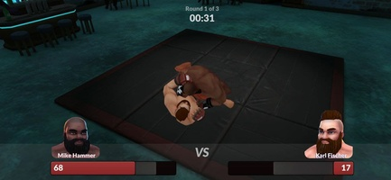 MMA Manager 2: Ultimate Fight screenshot 3
