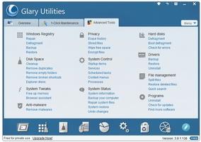 Glary Utilities screenshot 5