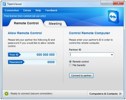 TeamViewer Portable screenshot 3