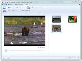Windows Live Movie Maker screenshot 4