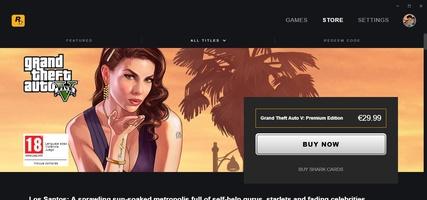Rockstar Games Launcher screenshot 5