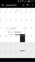 Business Calendar 2 screenshot 3