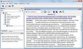 BibleTime screenshot 2