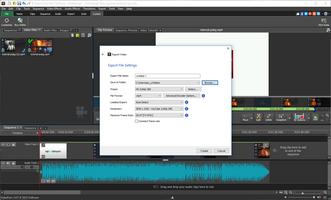 VideoPad Video Editor and Movie Maker Free screenshot 6
