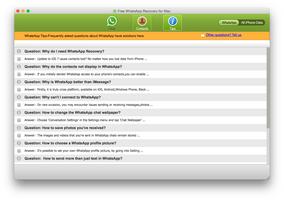 WhatsApp Recovery screenshot 3