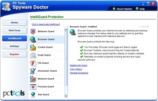 Spyware Doctor screenshot 5