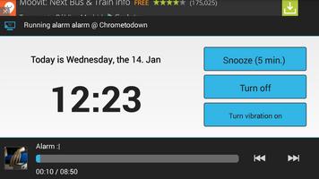 Chromecast - Wake me up Cast screenshot 7