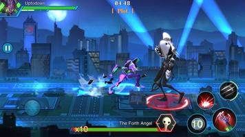 Evangelion: Eva Dawn screenshot 5