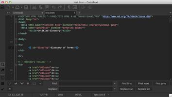 CudaText screenshot 2