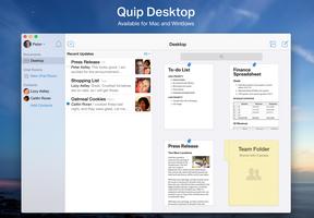 Quip for desktop screenshot 2