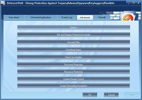 DefenseWall Personal Firewall screenshot 3