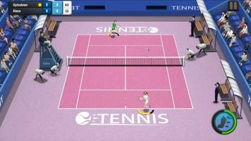 Pocket Tennis League screenshot 7