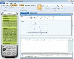 Microsoft Mathematics screenshot 5
