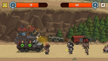 Camp Defense screenshot 11
