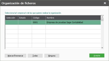 Sage ContaPlus Flex screenshot 3