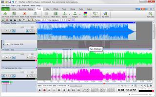 MixPad Free Music Mixer and Recording Studio screenshot 8
